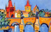 035-Charles Bridge-oil-38x45